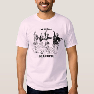 We are All Beautiful Basic Tee