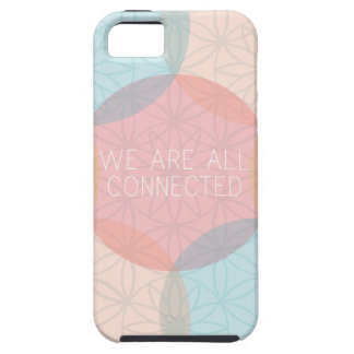 We Are All Connected Case iPhone 5 Covers