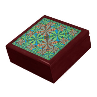 We are all Connected Keepsake Box