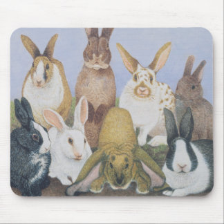 We are All Ears Mouse Pad