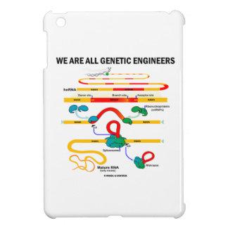 We Are All Genetic Engineers (Gene Splicing) iPad Mini Covers