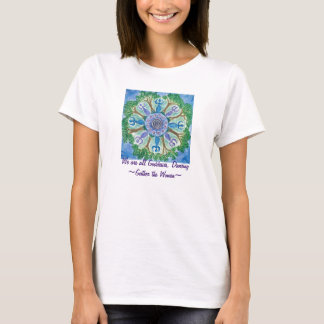 We are all Goddesses, Dancing T-Shirt