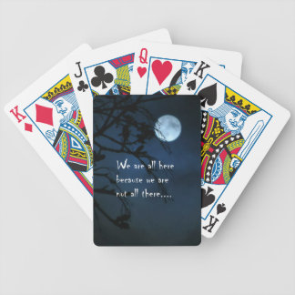 We Are All Here Bicycle Card Deck