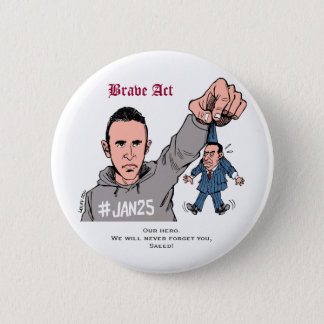 We are all Khaled Said #Jan25 Button