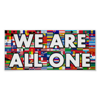 We Are All One 014 Poster