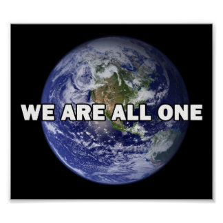 We Are All One 015 Poster