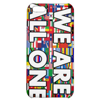 We Are All One 019 iPhone 5C Cover