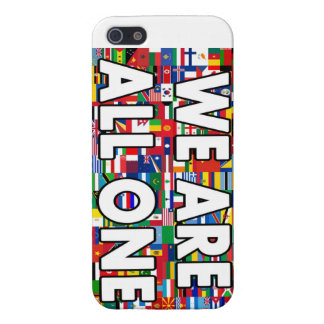 We Are All One 019 iPhone SE/5/5s Cover
