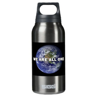 We Are All One 023 Insulated Water Bottle