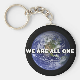 We Are All One 026 Keychain
