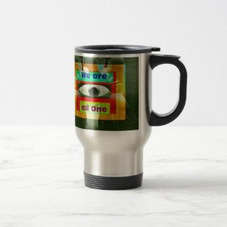 We are all One! Travel Mug