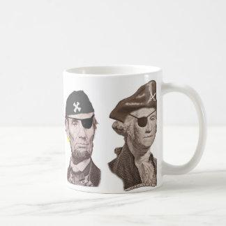 We are all Pirates mug