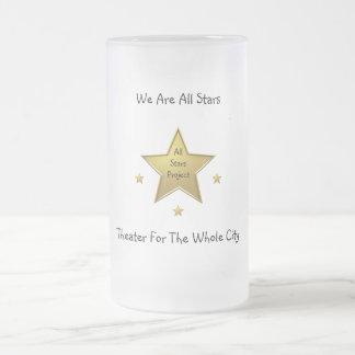We Are All Stars Beer Mug