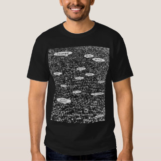 We Are All Unique - Black T-Shirt