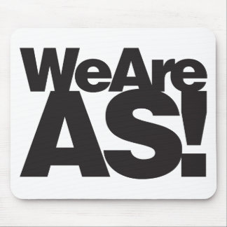 We Are American Samoa Mousepads