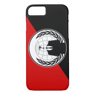 We Are Anonymous Anarchist Flag iPhone 8/7 Case