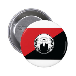 We Are Anonymous Pinback Button