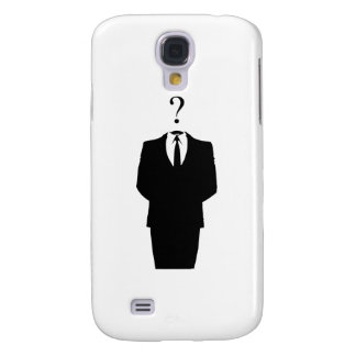 We Are Anonymous Galaxy S4 Cover