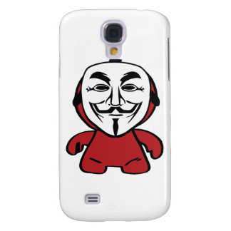 We Are Anonymous Samsung Galaxy S4 Cover