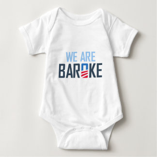 We Are Baroke Baby Bodysuit
