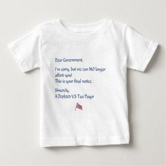 We are broke baby T-Shirt