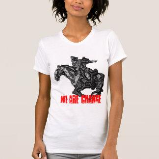We Are Change Paul Revere Tee Shirt