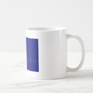We are coming classic white coffee mug