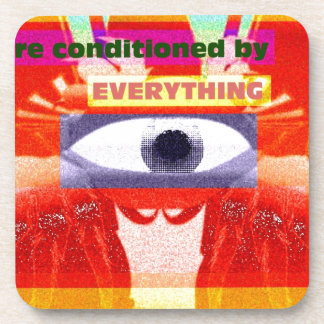 We are conditioned by everything coaster