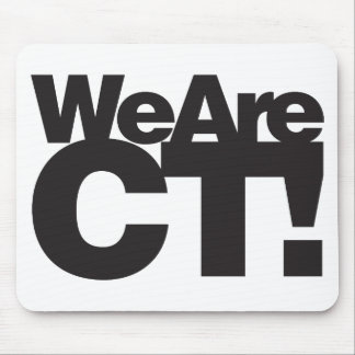 We Are Connecticut Mousepad