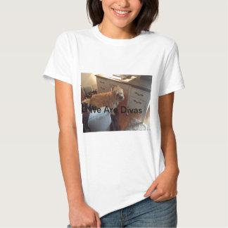 We Are Divas Cairn Terrier Shirt