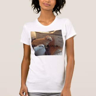 We Are Divas T Shirt