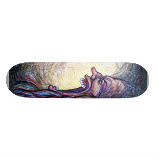 We are Done Being the Backdrop Skateboard Deck