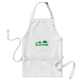 We are Family Aprons