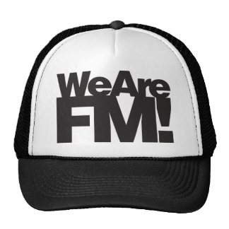 We Are Federated States of Micronesia Trucker Hat