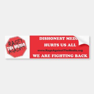 WE ARE FIGHTING BACK bumper sticker Car Bumper Sticker