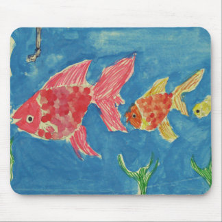 We Are Fish Mousepad