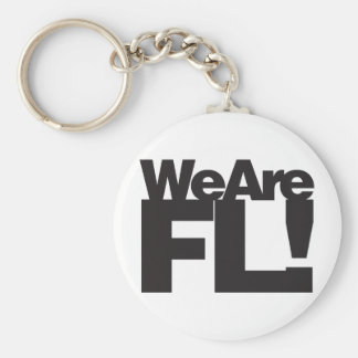 We Are Florida Keychain