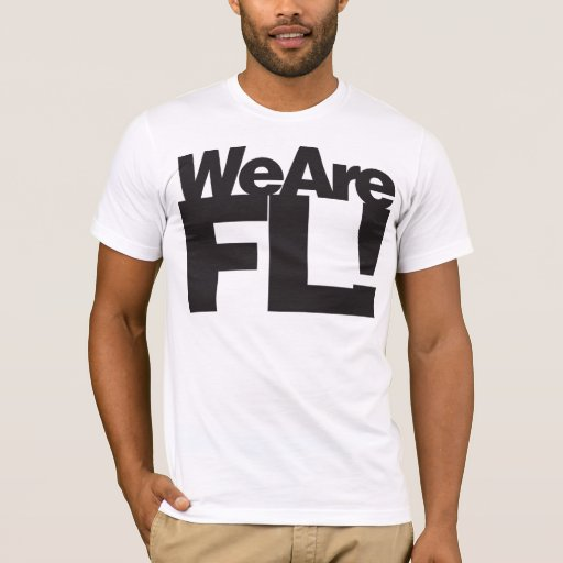 We Are Florida T-Shirt