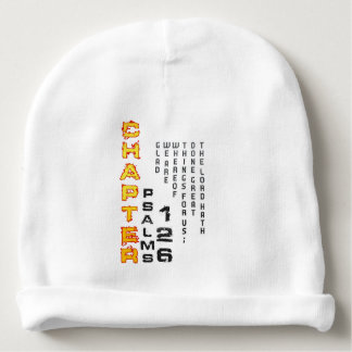 We are glad baby beanie