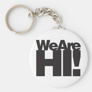 We Are Hawaii Keychain
