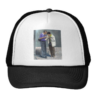 We Are Here! Trucker Hat