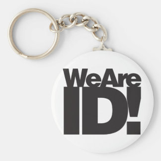 We Are Idaho Keychain