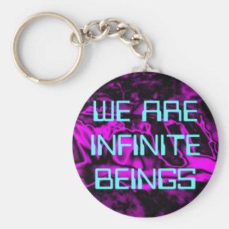 WE ARE INFINITE keychain