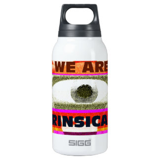 We are intrinsically Free Insulated Water Bottle