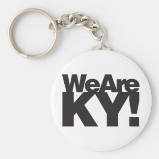 We Are Kentucky Keychain