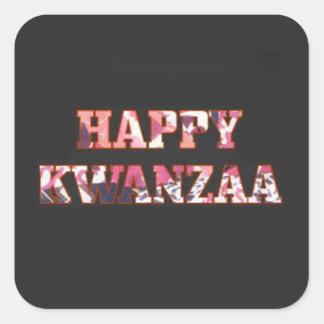 We Are Kwanzaa Kwanzaa Holiday Stickers