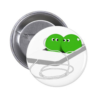 We Are Like Two Peas In A Pod Pin
