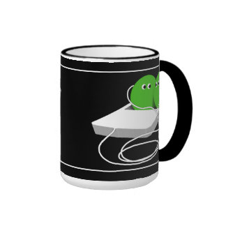 We Are Like Two Peas In A Pod Coffee Mug