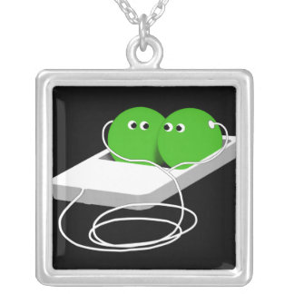 We Are Like Two Peas In A Pod Jewelry