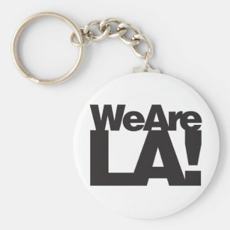 We Are Louisiana Keychain